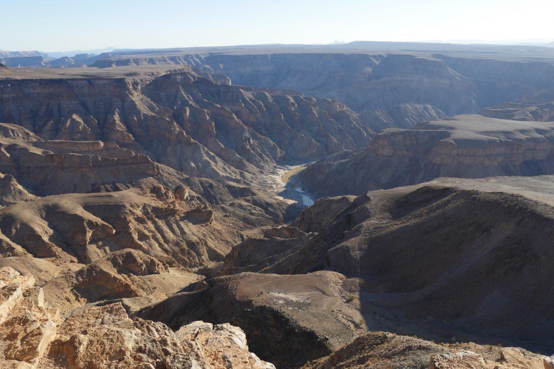 Ai-Ais & Fish River Canyon