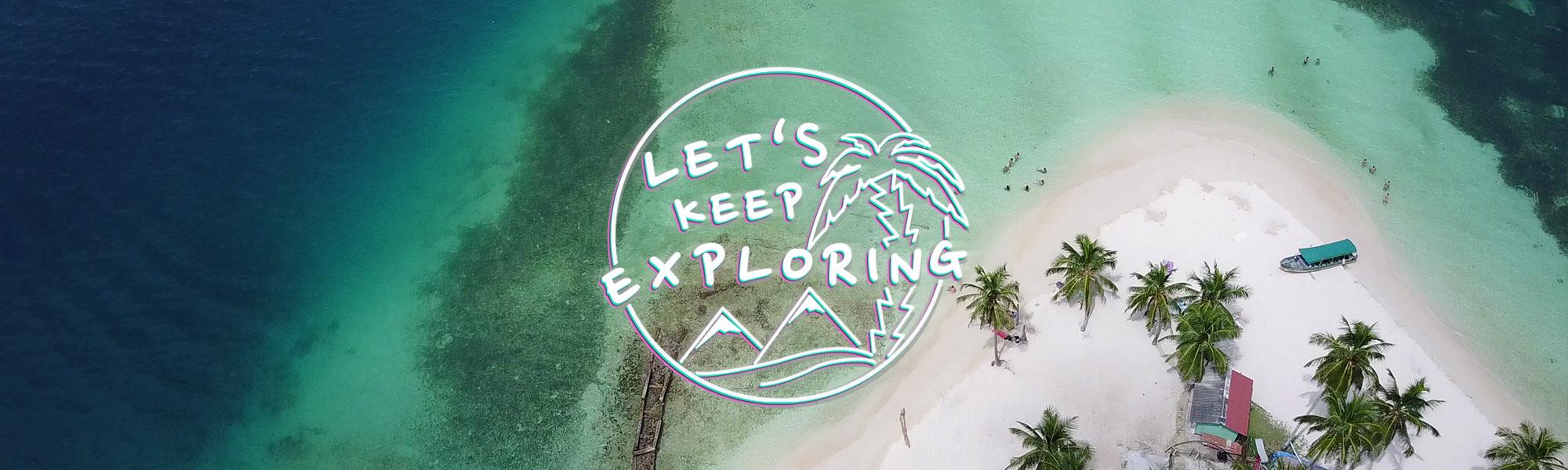 Lets Keep Exploring