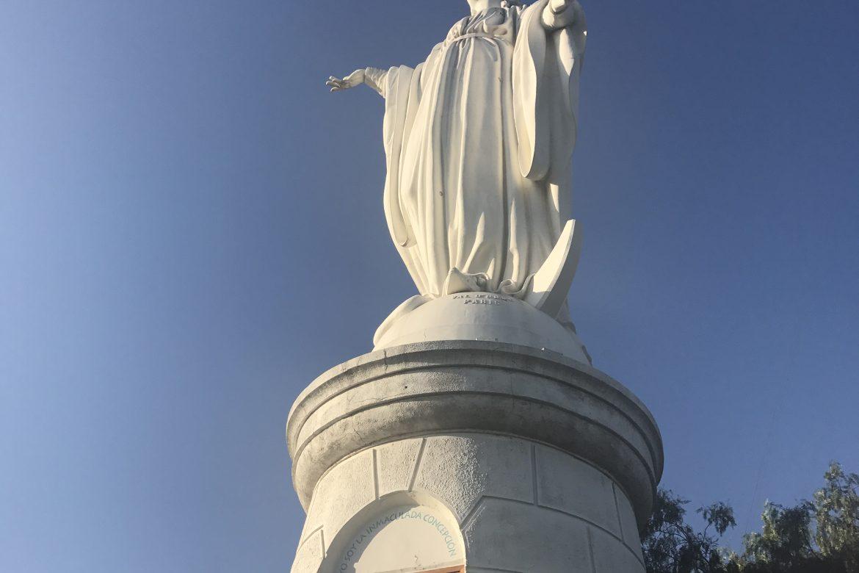 First Stop in Südamerika: Santiago de Chile